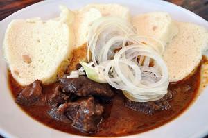 Czech beef stew