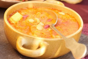 Czech cabage soup